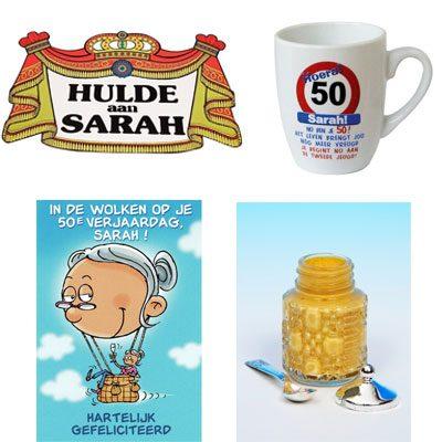 Spiksplinternieuw Sarah cadeaupakket | P10046 IP-74